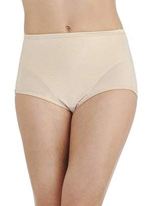 Vanity Fair Women's Smoothing Comfort Illumination Brief Panty 13263