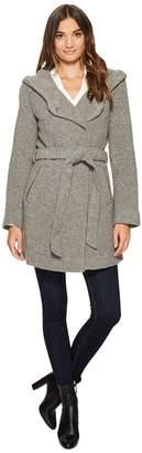 Andrew Marc Flair 31 Felted Wool Coat Women's Coat