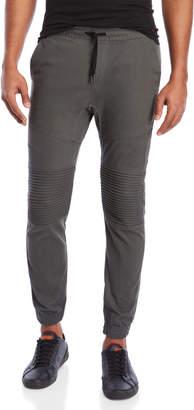 Moto Brooklyn Cloth Twill Joggers