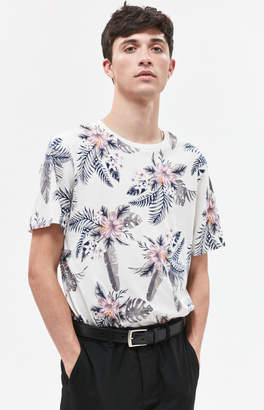PacSun Kailua Tropical Scallop T-Shirt