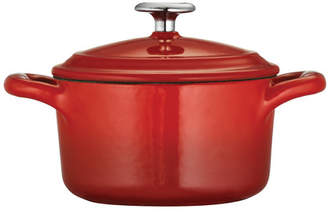 Tramontina Gourmet Enameled Cast Iron Cocotte with Lid