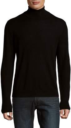 Saks Fifth Avenue Men's Turtleneck Wool Sweater