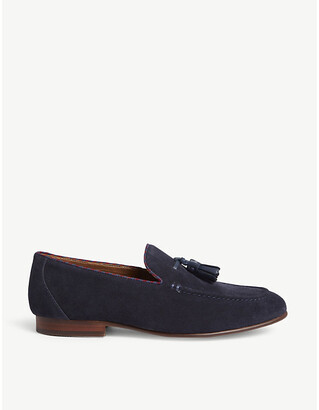 Aldo Wyanet leather loafers