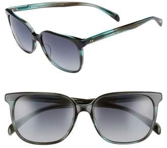 Salt Kintner 55mm Polarized Cat Eye Sunglasses