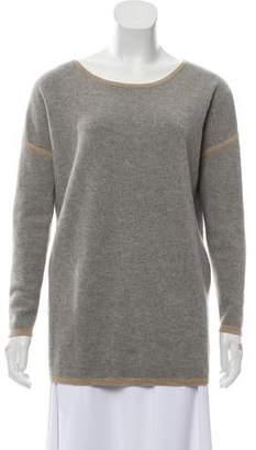 Max Mara Cashmere Scoop Neck Sweater