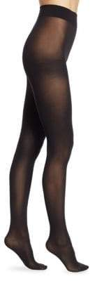 Wolford Pearl Back Seam Tights