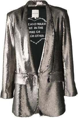 Each X Other metallic blazer