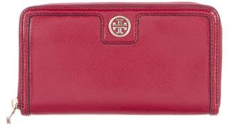 Tory Burch Tory Burch Logo-Accented Continental Wallet