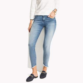 Tommy Hilfiger Bias Crop Jegging