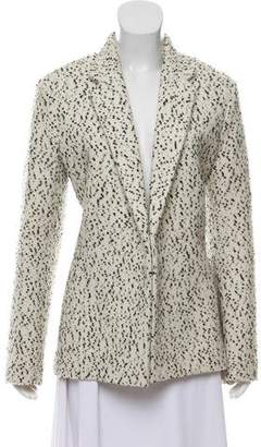 Celine Wool Structured Jacket