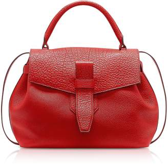 Lancel Charlie Full-Grain Leather Handbag