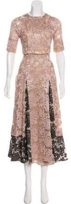 Mayle Lace Midi Dress w/ Tags