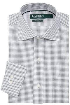 Lauren Ralph Lauren Classic Plaid Dress Shirt