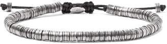 M. Cohen Oxidised Sterling Silver Bracelet