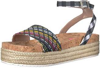 Betsey Johnson Women's Thelma Espadrille Wedge Sandal