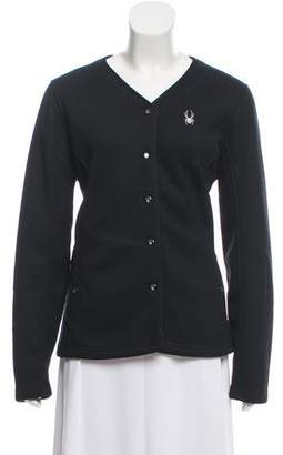 Spyder Button-Up Casual jacket