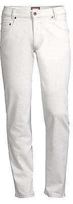 Bugatti Men's Cotton & Linen Five-Pocket Jeans