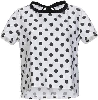 Rose' A Pois Blouses