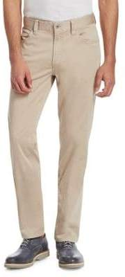 Emporio Armani Folded Oxford Pants