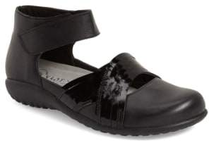 Naot Footwear 'Tenei' Ankle Strap Flat