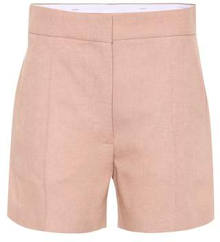 Joseph Windsor linen-blend shorts