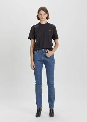 Vetements X Levi's High Waist Reworked Jeans