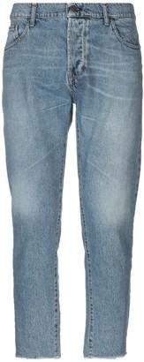 Imperial Star Denim pants - Item 42710428NT