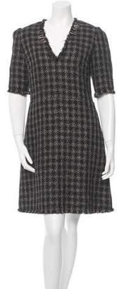 Sonia Rykiel Metallic Tweed Dress w/ Tags