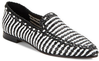 Kate SpadeKate Spade New York Caylee Woven Leather Loafers