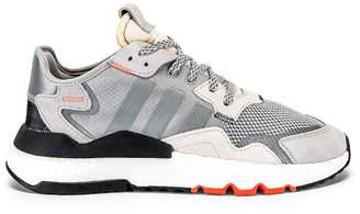 adidas Nite Jogger in Grey | FWRD