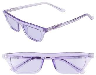 Quay Finesse 52mm Sunglasses