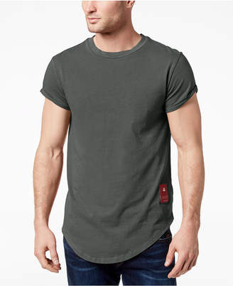 G Star G-Star Men's Swando Curved Hem T-Shirt, Created for Macy's