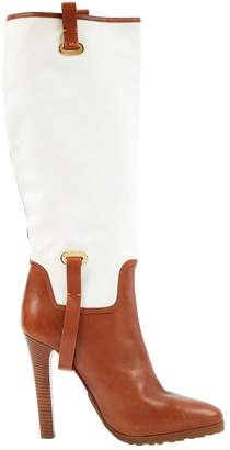 Ralph Lauren Leather riding boots