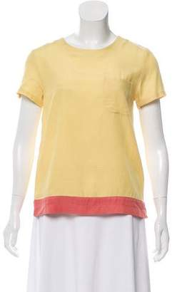 Steven Alan Lightweight Short Sleeve Top