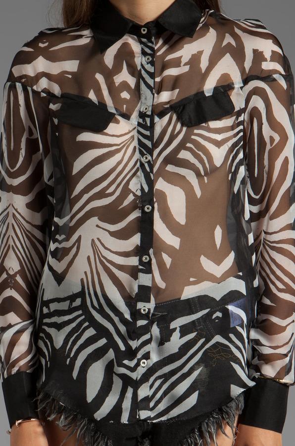 One Teaspoon Wildwood Shirt