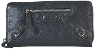 Balenciaga Continental Wallet