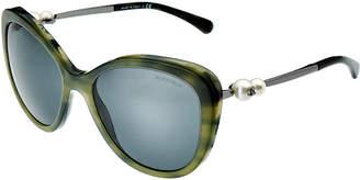 Chanel Women's Ch5338h 1642/S4 56Mm Sunglasses