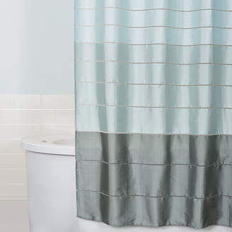 ... Saturday Knight Modena Stripe Shower Curtain