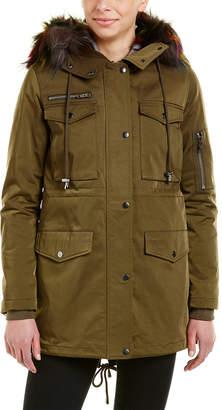Jocelyn Cargo Jacket