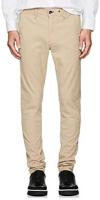 Rag & Bone Men's Fit 1 Standard Issue Stretch-Cotton Chinos