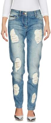 Philipp Plein Denim pants - Item 42649450
