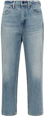 Alexander Wang Bluff Straight Leg Jeans