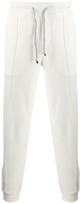 Brunello Cucinelli zipped cuffs track pants