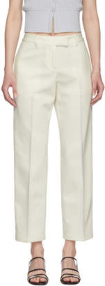 A.P.C. Off-White Cece Trousers