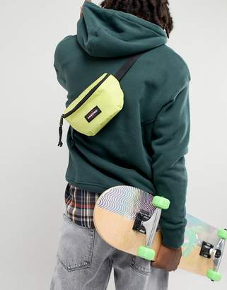 Eastpak Talky Fanny Pack in Yellow