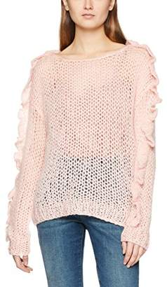 Manoush Women's Pull Froufrou Jumper