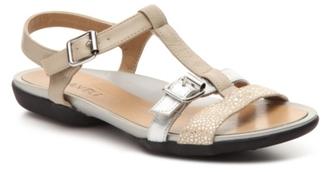 VANELi Willis Flat Sandal $130 thestylecure.com