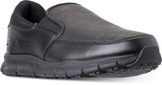 Skechers Men's Nampa Groton Wide Width Casual Sneakers from Finish Line