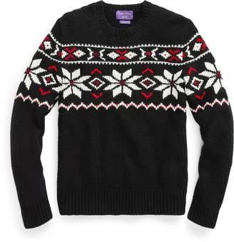 Ralph Lauren RLX Hand-Knit Cashmere Sweater