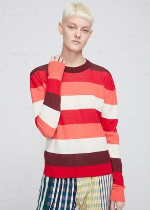 Marni Long Sleeve Stripe Sweater